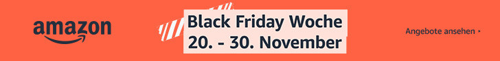 Black Friday Woche 2020 im November bei amazon.de