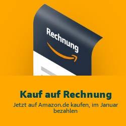 Amazon.de - Kauf auf Rechnung