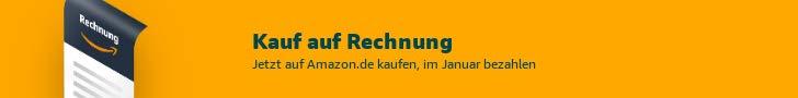 amazon.de - Kauf auf Rechnung - Weihnachtsgeschenke erst im Januar bezahlen