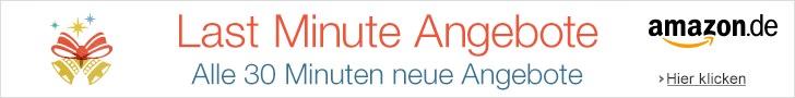 amazon Blitzanegbote - Last Minute - Alle 30 Minuten neue Angebote - Schnäppchen