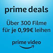 Prime Deals - 300 Filme für 99 Cent leihen
