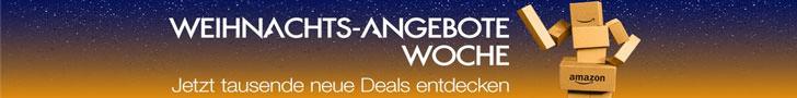 Amazon - Weihnachts-Angebote-Woche 2015 - Weihnachtsgeschenke und Deals