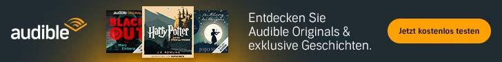 Audible Hörbücher - Bestseller und exklusive Originals - kostenlos testen