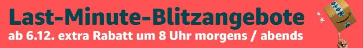Last Minute Angebote 2018 - Blitz- und Tagesangebote - bis 70% Rabatt