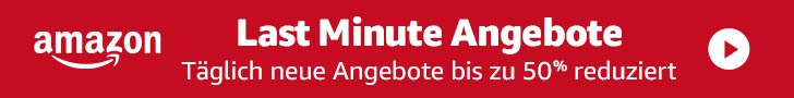 Last Minute Angebote 2019 bei amazon.de