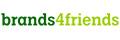 brands4friends – Mode, Marken, Schuhe, Designer, Schmuck