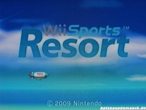 Wii Sports Ressort Logo