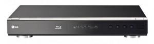 LG BD 390 Blu-ray Player