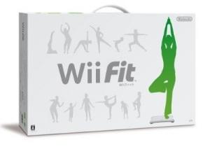 WiiFit inkl. Balanceboard