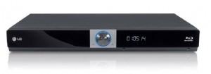 LG BD 370 Blu-ray Player
