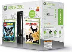 Xbox 360 Elite Holiday Bundle