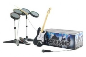 Rockband Hardware Bundle