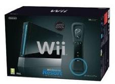 Nintendo Wii Konsole schwarz