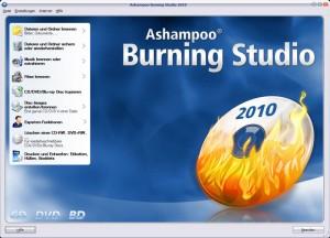 Burning Studio 2010