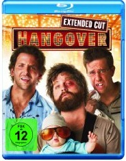 Hangover Extended Cut Blu-ray