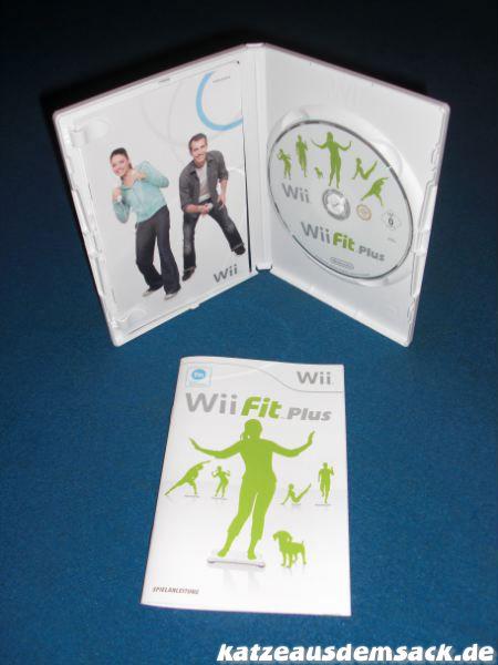 Test Wii Fit Plus Neuauflage Des Bekannten Fitness
