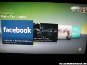 Twitter, Facebook und 1080p