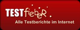 Testberichte finden bei Testfieber.de