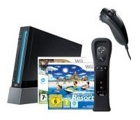 Wii Premium Bundle black