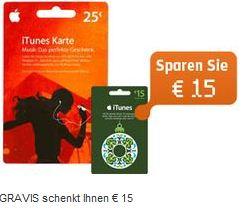 15 € Karte geschenkt