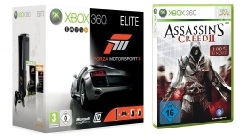 Xbox Elite Forza 3 + Assassins Creed 2