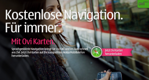 Nokia - Kostenlose mobile Navigation