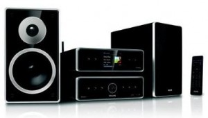 Philips Wireless Micro Hi-Fi