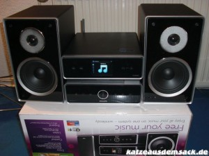 Philips MCi500H Front 2