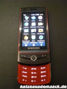 Samsung S8300 Touch Ultra