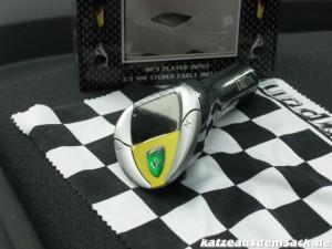 Soundracer - Gadget für Motorensound