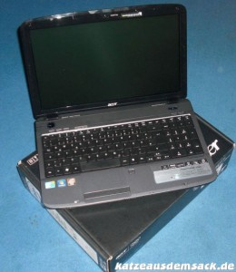 Notebook Acer Aspire 5740G