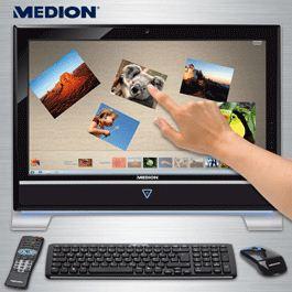 Günstiger Medion Akoya All-in-one PC
