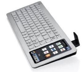 Asus Tastatur PC mit Antenne