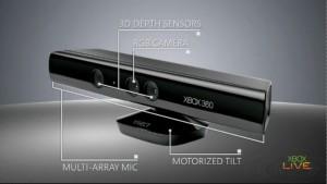Xbox 360 Kinect ehemals Project Natal