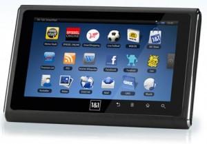 Tablet PC von 1&1