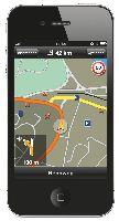 Navigon Navi-App kostenlos für iPhone