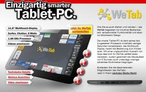 WeTab die iPad Konkurrenz?