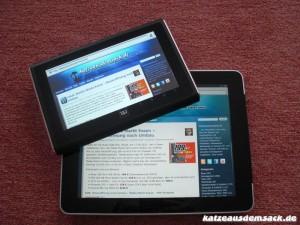 Unsere Erfahrungen mit dem 1&1 SmartPad