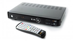 HDTV Satelliten-Receiver