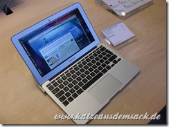 "MacBook Air 11"" Zoll"