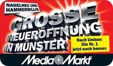 Media Markt Münster - Neueröffnung nach Umbau