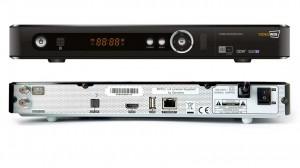 Anschlüsse des VideoWeb 600S