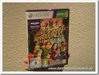 Testbericht - Kinect Adventures für Xbox 360