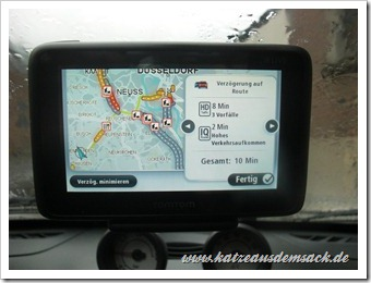 HD Traffic - TomTom Go Live 1000