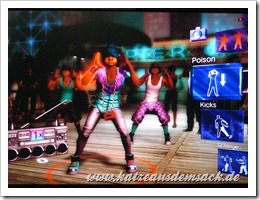Microsoft Kinect - Spiel Dance Central