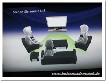 Testbericht - Kinect für Xbox 360 - Spielen ohne Controller