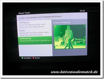 Kinect Tuner - Xbox 360