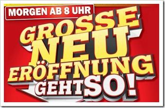 Neueröffnung Media Markt Ludwigsburg nach Umabu