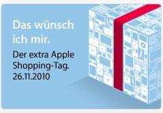 Apple Geschenke-kauf-Tag - Shopping-Tag