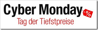 Cyber Monday - Tag der Tiefstpreise - amazon.de